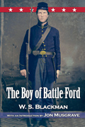 The Boy of Battle Ford book front cover