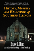 History, Mystery and Hauntings book front cover